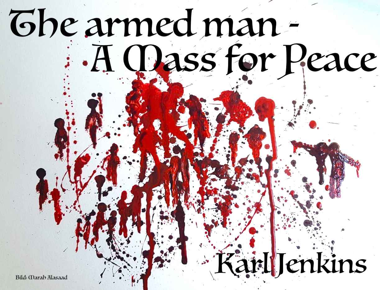 Jenkins The armed Man A Mass for peace